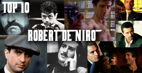 Top 10 Robert de niro