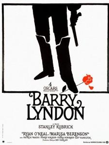 barry lyndon affiche