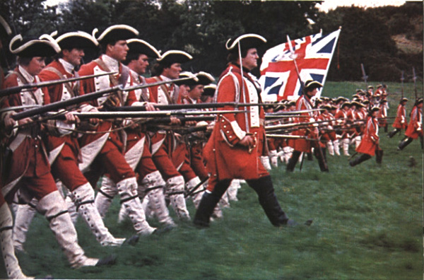 barry lyndon bataille