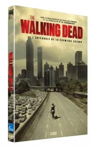 The Walking Dead visuel dvd