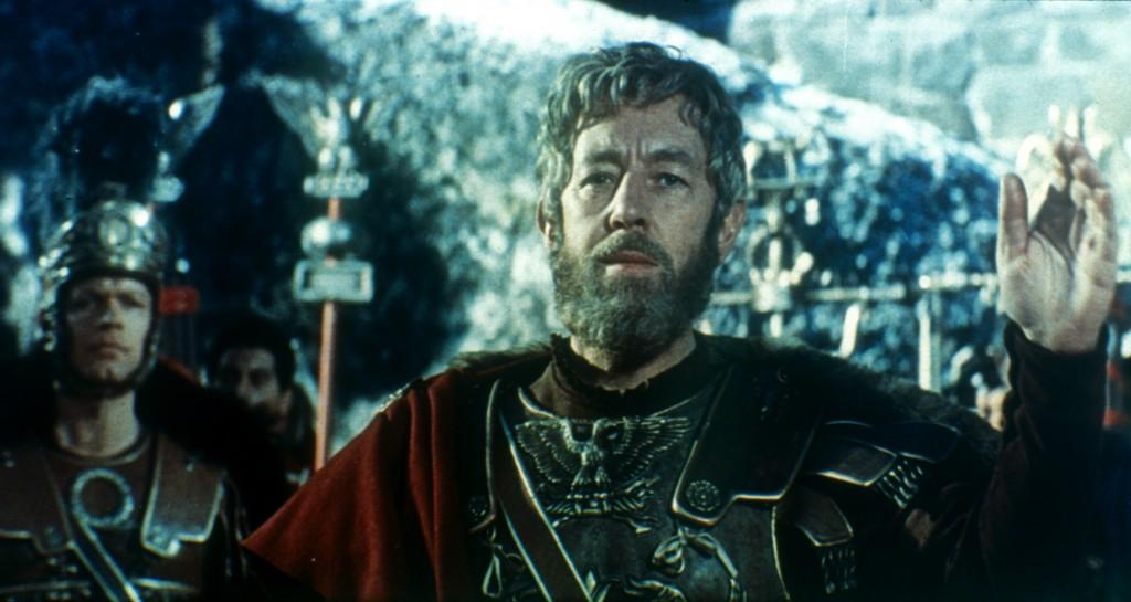 chute empire romain alec guiness