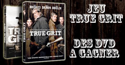 concours True Grit