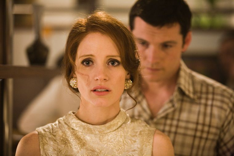 jessica chastain the debt