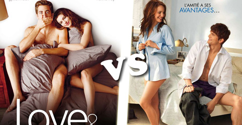 love et autres drogues vs sex friends