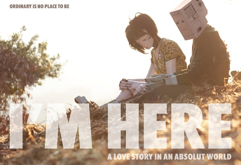 I'm Here de Spike Jonze