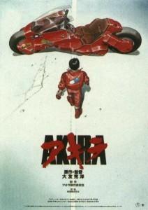 akira affiche
