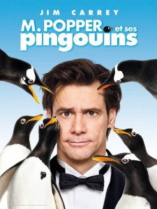 poppers penguins affiche
