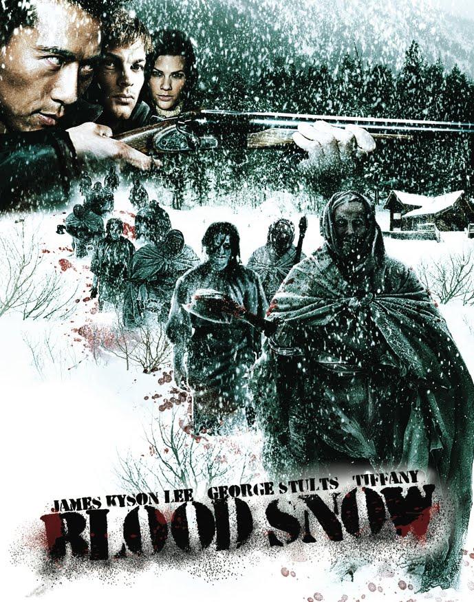 Blood Snow affiche