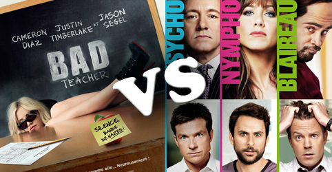 horrible bosses bad teacher