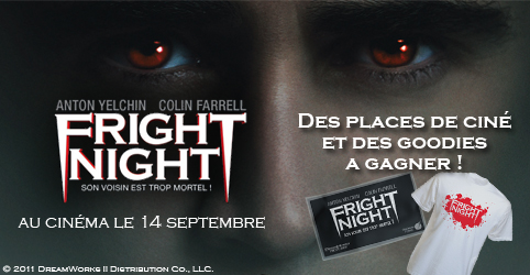 jeu fright night