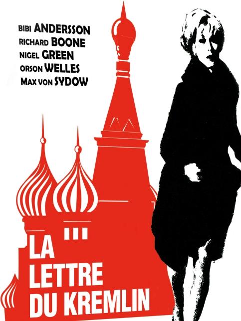 La lettre du Kremlin affiche