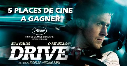 jeu drive