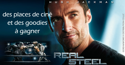 jeu real steel
