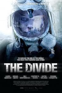 the divide affiche