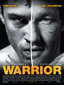 warrior affiche
