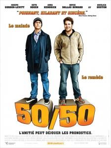 50-50 affiche