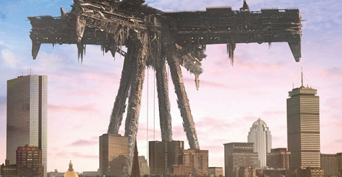 falling skies saison 1 critique