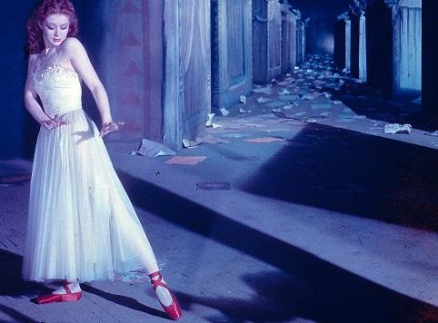 les chaussons rouges culte