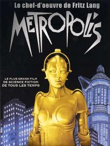 metropolis affiche