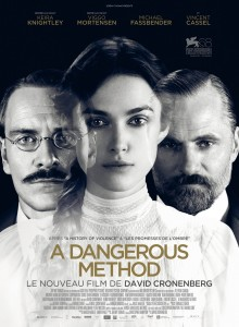 dangerous method affiche