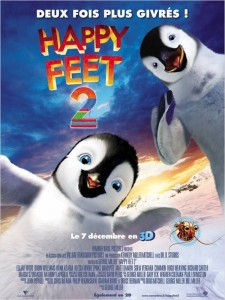 happy feet 2 affiche fr