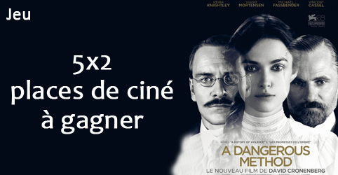 jeu dangerous method