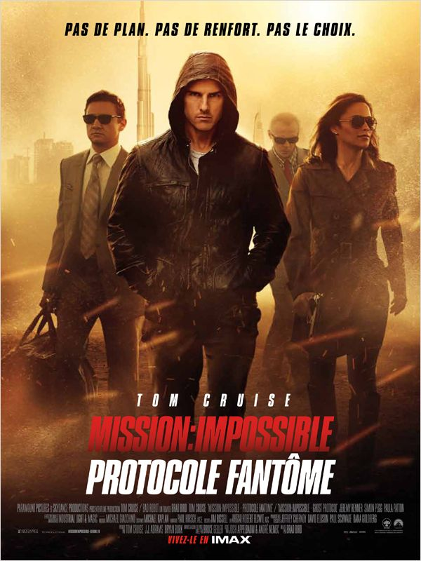 Mission : Impossible 4 - Protocole fant�me