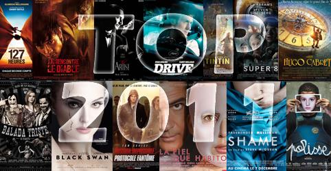 top 15 ciné2011