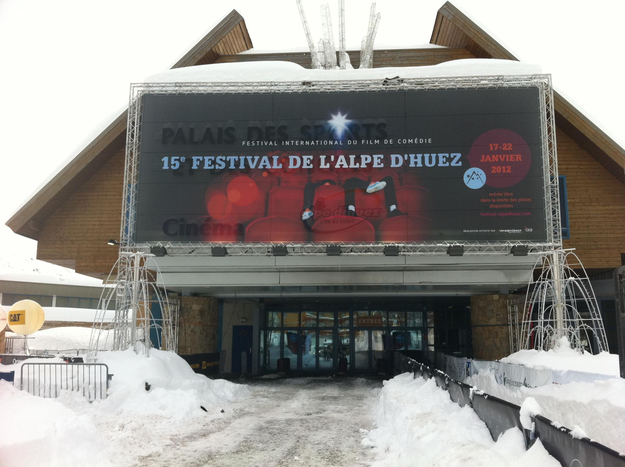 my screens festival de l alpe d huez. Black Bedroom Furniture Sets. Home Design Ideas