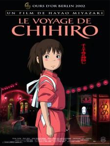 chihiro affiche