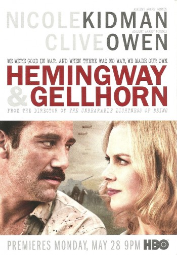 film Hemingway and Gellhorn [720p] en streaming