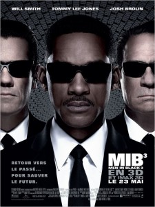 men in black 3 affiche