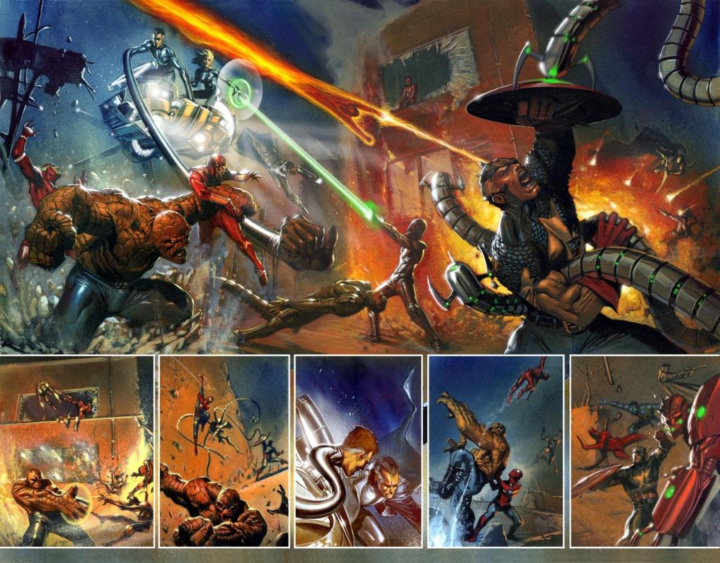 Secret War Marvel 77