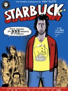 starbuck affiche