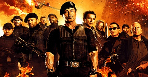 expendables 2 critique