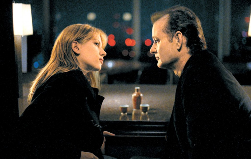 The theme of isolation in the film lost in translation