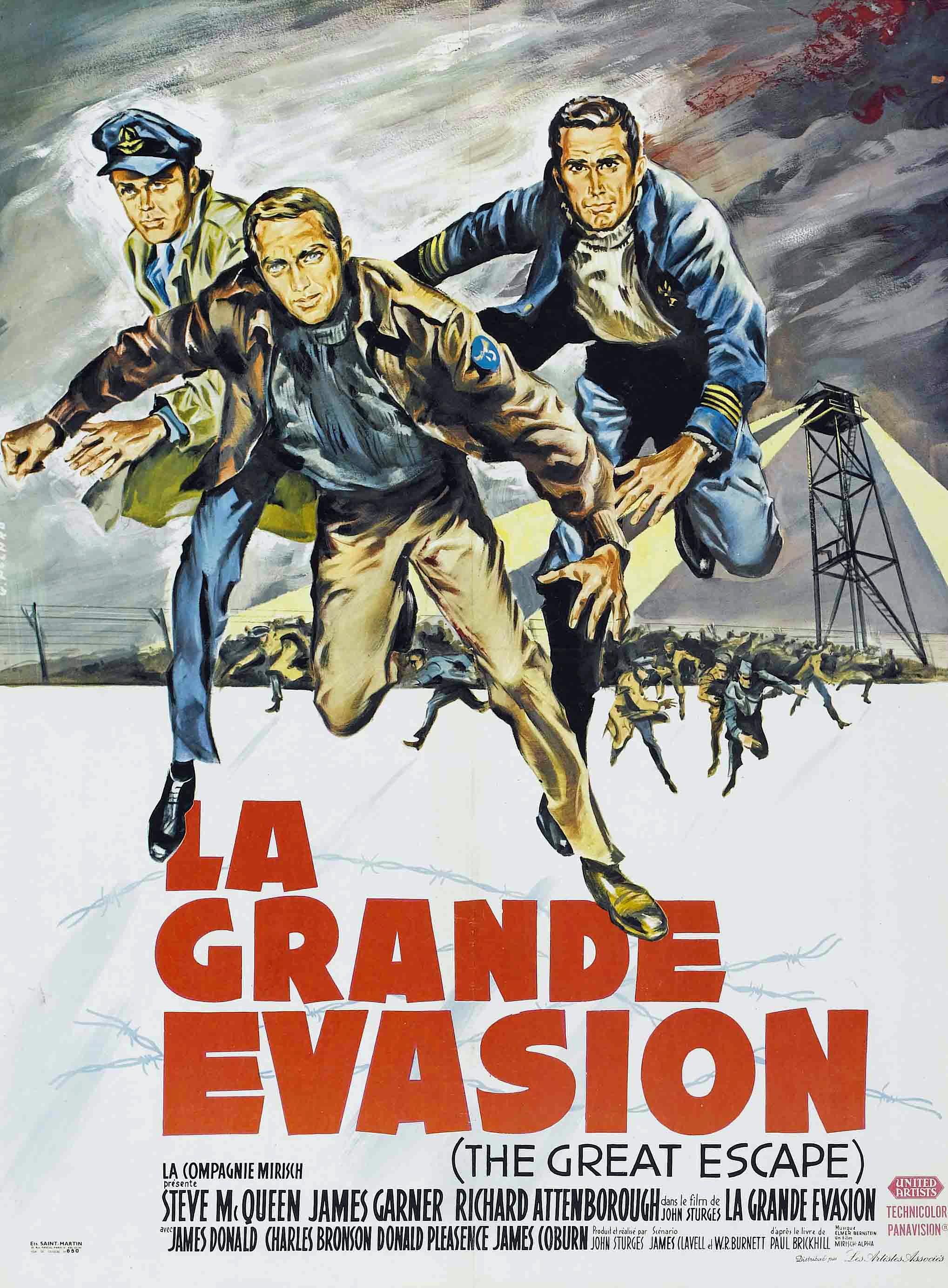 Elmer Bernstein The Great Escape