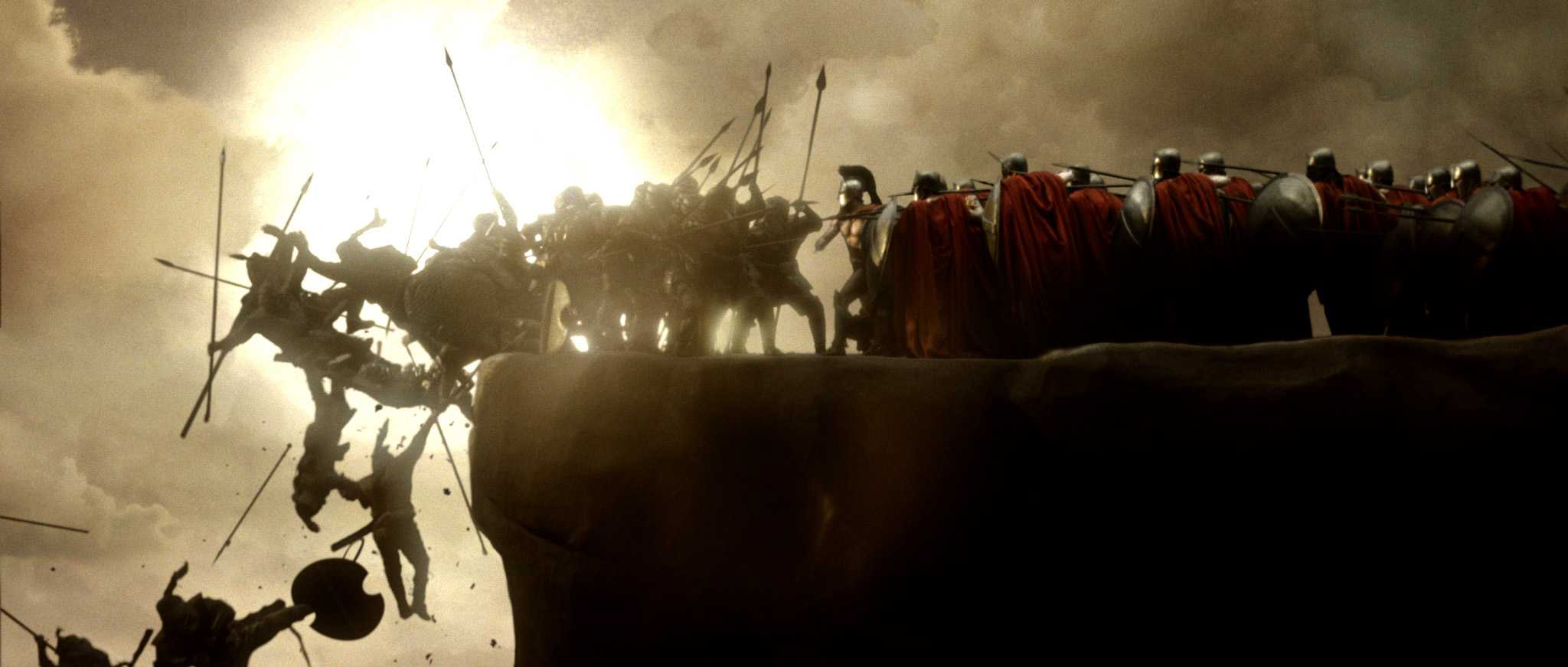 film critique on the 300 spartans essay This movie made me really see what went on the  below is an essay on the  300 spartans from anti essays, your source for research papers,.