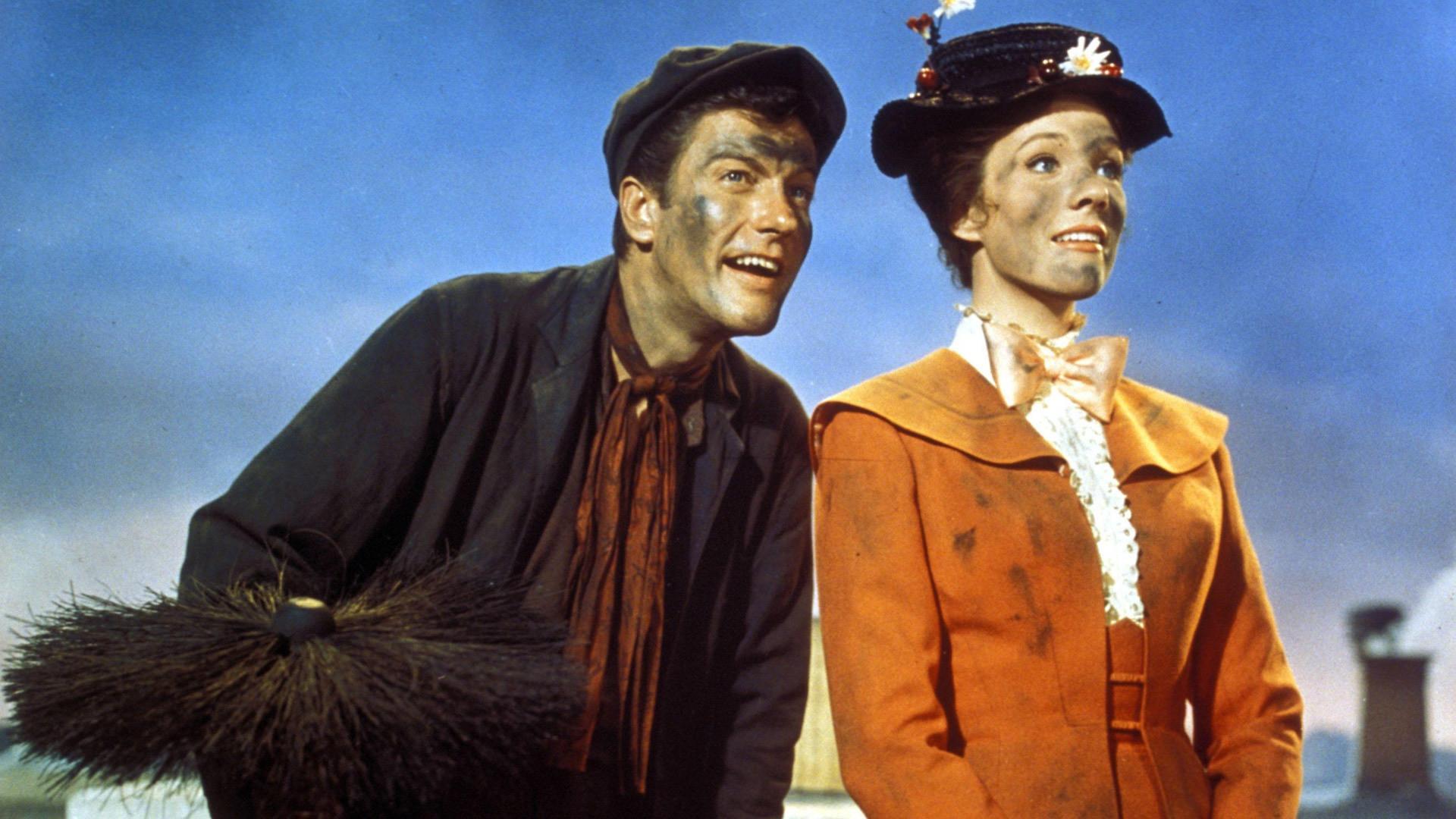 Mary Poppins a 50 ans Mary-Poppins