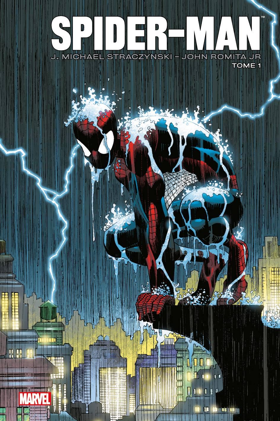 My screens spider man par jm straczynski et romita jr - Et spider man ...