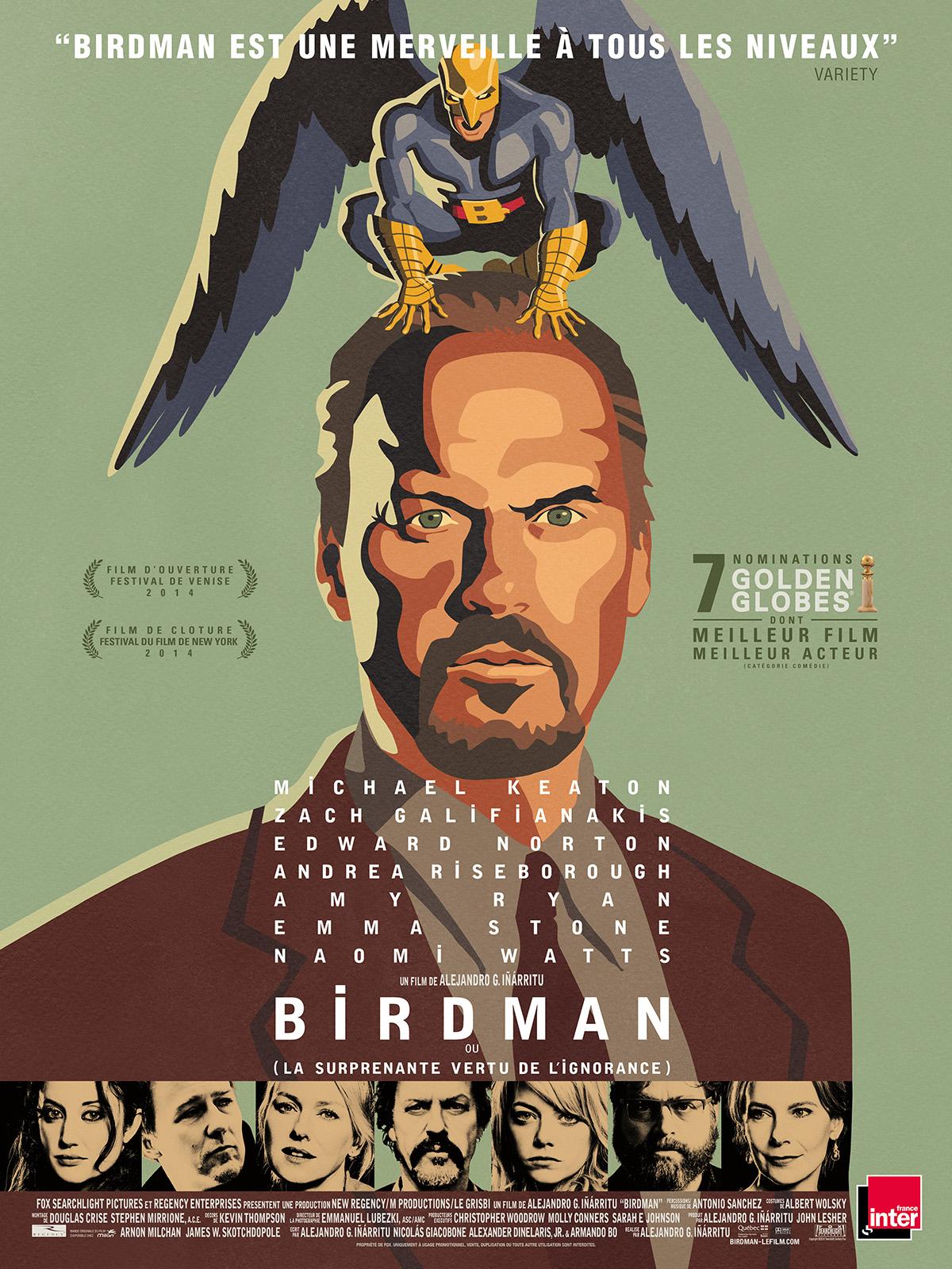 critique birdman