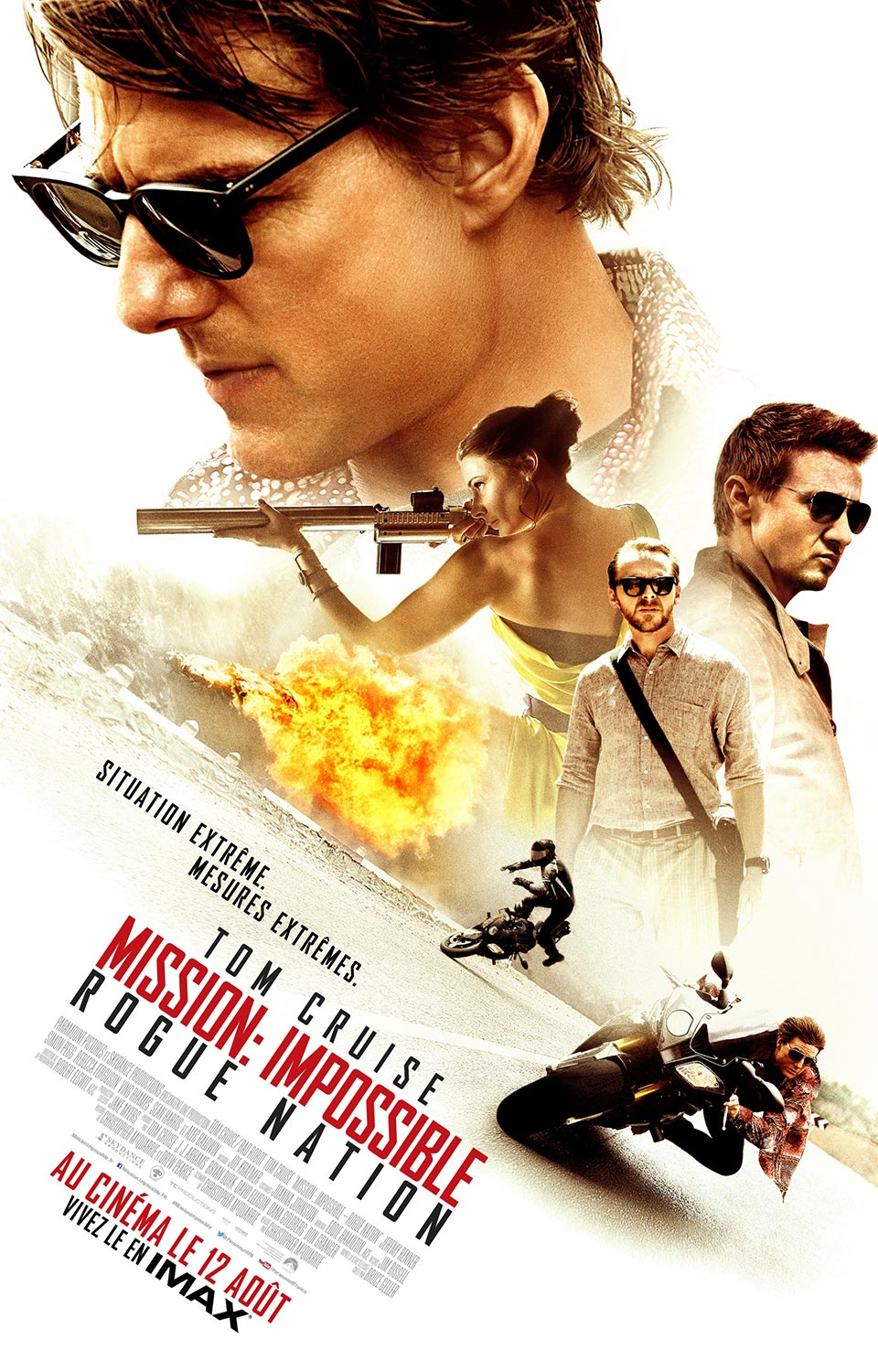 critique mission impossible rogue nation