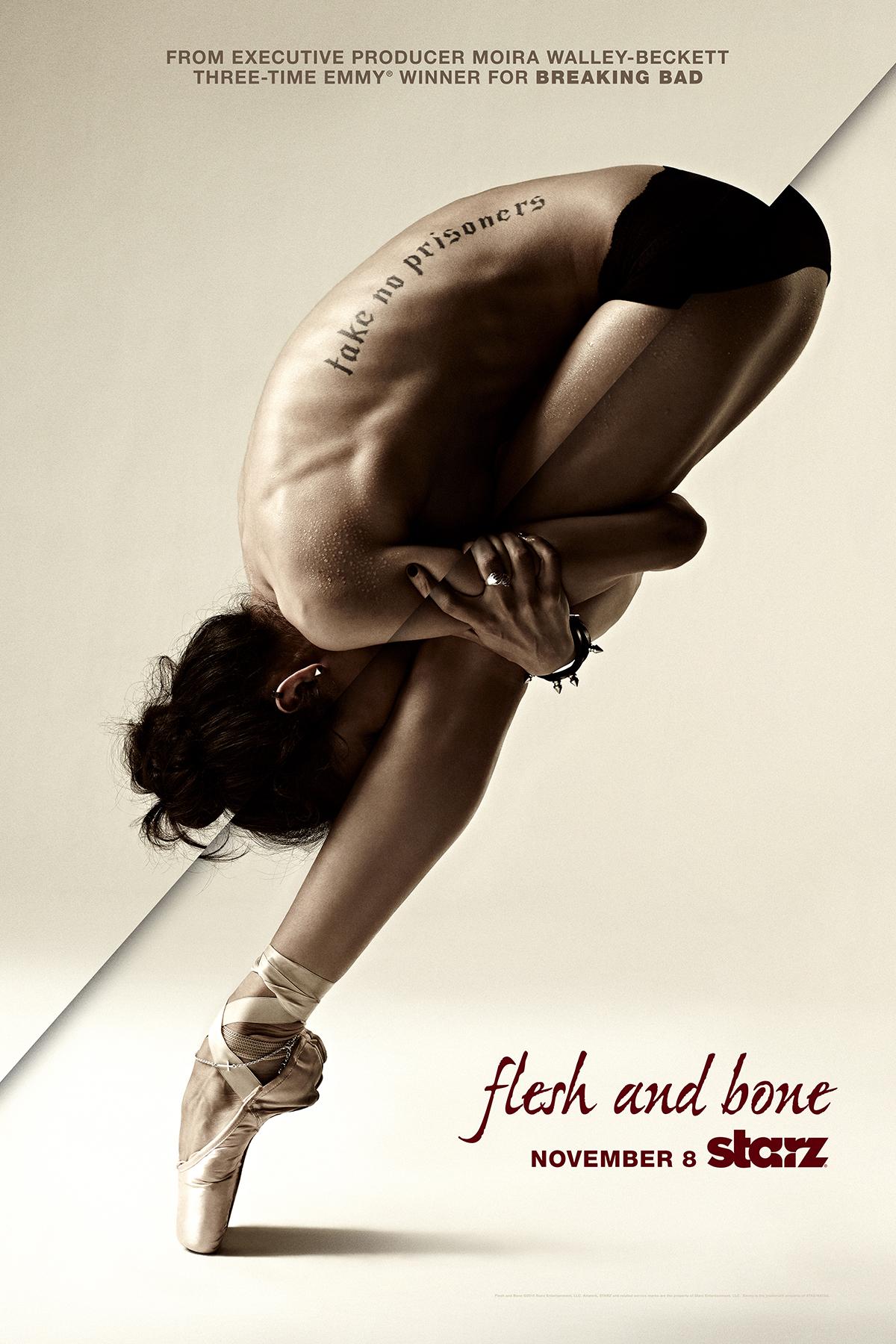 critique flesh and bone