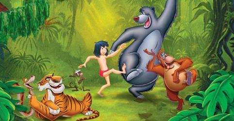 Disney livre de la jungle de sexe