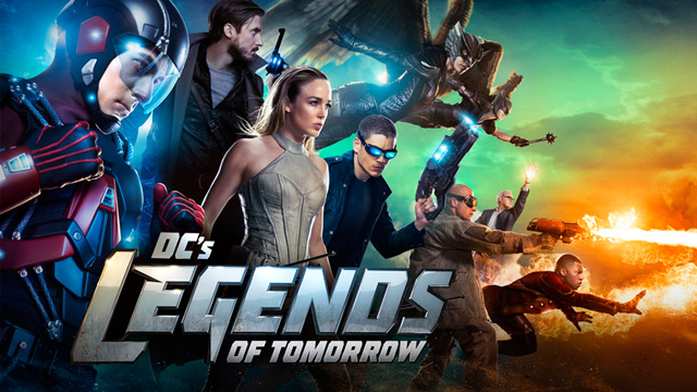 DC's Legends of Tomorrow Legends-of-tomorrow