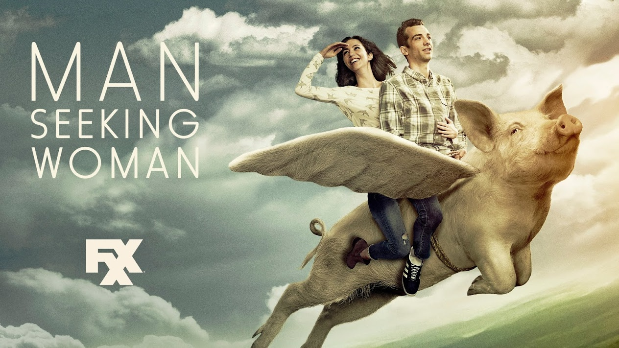 The new season of man seeking women