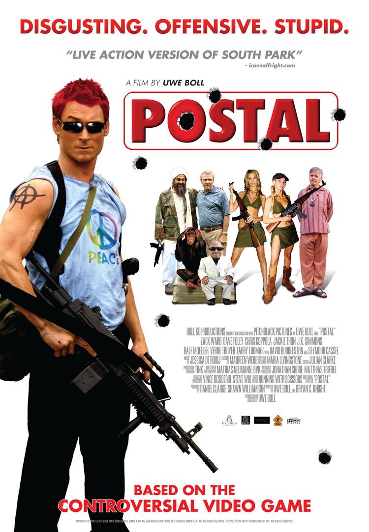 Movie Postal 2007